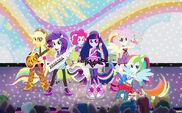 Rainbow Rocks EW promotional