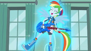 Rainbow ponies up EG3