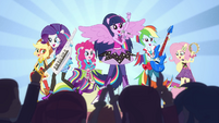 Twilight and the Sonic Rainbooms EG2