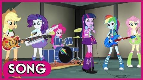 Bad Counter Spell - MLP Equestria Girls Rainbow Rocks
