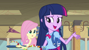 "Twilight corrects herself ""everyBODY"" EG"