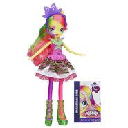 Rainbow Rocks Single Fluttershy doll
