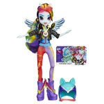 Friendship Games Sporty Style Rainbow Dash doll