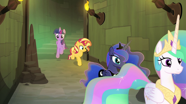 File:Twilight and Sunset follow princesses down passage EGFF.png