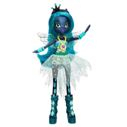 Lalka Królowej Chrysalis Ponymania