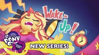My Little Pony Equestria Girls Season 2 'Wake-Up Shake-Up' 💤 You Choose the Ending
