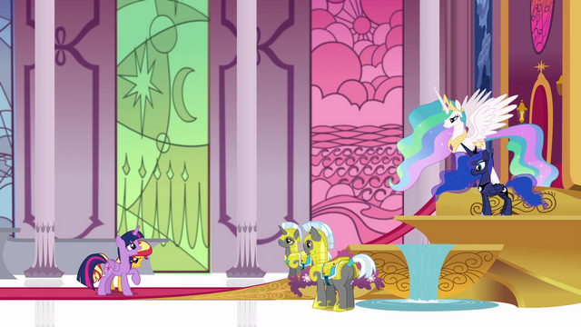 File:Princess Twilight addressing Princess Celestia EGFF.png
