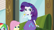 Rarity regains her composure EG