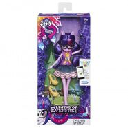 Legend of Everfree Boho Assortment Twilight Sparkle packaging