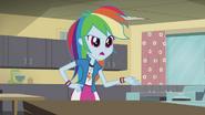 """Rainbow Dash """"help me find a drummer"""" EG2"""