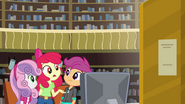 """Apple Bloom """"it's just as well, y'all"""" EG"""