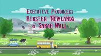 Legend of Everfree credits - Kirsten Newlands & Sarah Wall EG4