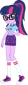 Legend of everfree camper twilight sparkle by imperfectxiii-dacxers