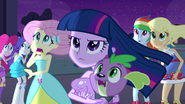 Twilight and scared friends EG