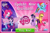 Equestria Girls update
