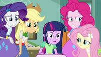 "Pinkie Pie ""It's pretty bad"" EG"