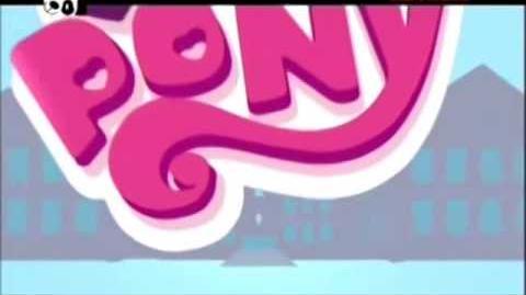 My Little Pony theme song - European Portuguese
