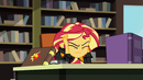 Sunset Shimmer getting frustrated EG3