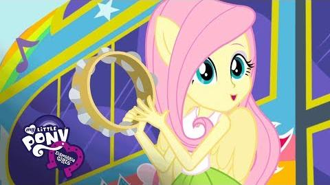 MLP Equestria Girls - 'Get the Show on the Road' Official Music Video