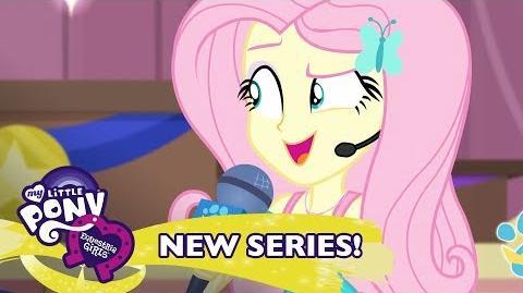 'Best in Show The Victory Lap' Original Short 🏆 MLP Equestria Girls Season 2