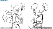 "EG3 animatic - Sunset and Sci-Twi ""it's calling out my name"""