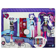 Friendship Games Photo Finish CHS Lockers playset packaging