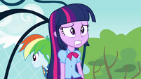 Twilight getting nervous about her chances EG