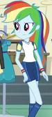 EG3 Sportowy strój Rainbow Dash