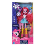 Equestria Girls Pinkie Pie standard doll packaging