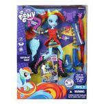 Rainbow Dash doll in packaging