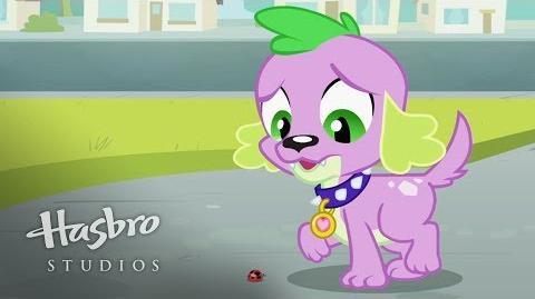 My Little Pony Equestria Girls - Poznaj Spike'a