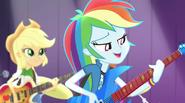 "Rainbow Dash ""20 percent less cool"" EG2"