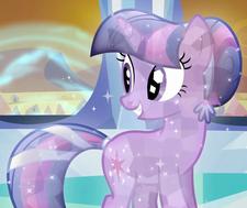 Twilight Sparkle como poni de cristal ID T3E2