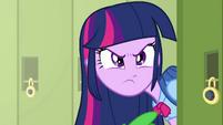 Twilight getting angry EG