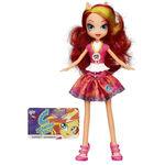 Friendship Games School Spirit Sunset Shimmer doll