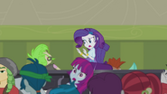 Rarity apologizing to students EG2