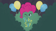 Pinkie Spy animated short title card EG3