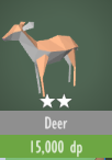 Deer Store Icon