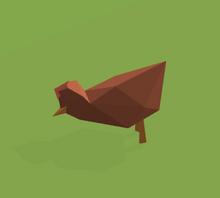 Dark Orange Chicken