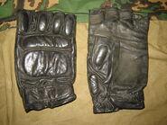 M2 Stom half finger gloves