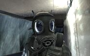COD4 sas respirator front