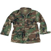 Teesar bdu shirt woodland ALL 1