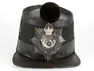 C1855-british-1st-middlesex-rifle-vol-officers-shako-01 01