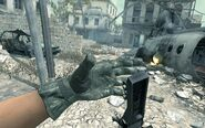 COD4 opfor gloves palm