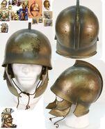 Thracian helmets