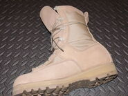 Army combat boot tw4