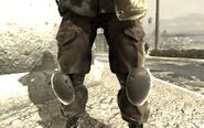 COD4 opfor trousers & kneepads