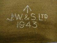 Cap comforter markings