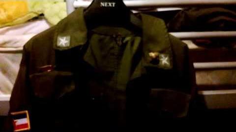 1970s Italian army jacket