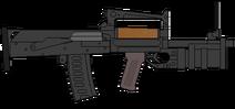 КБП ОЦ-14-4А Гроза-4 (РФ) гранатомет